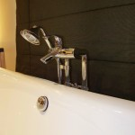 New Bathtub Faucet Install