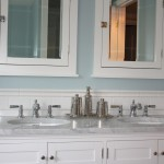 Double Bathroom Vanity Sink Faucets